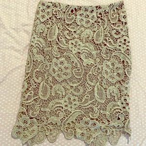 Forever 21 Skirts - Lace skirt